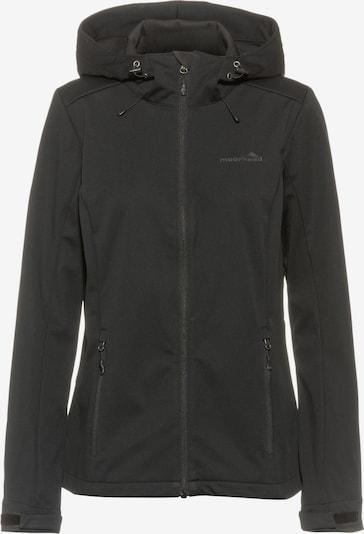 moorhead Funktionsjacke in schwarz, Produktansicht
