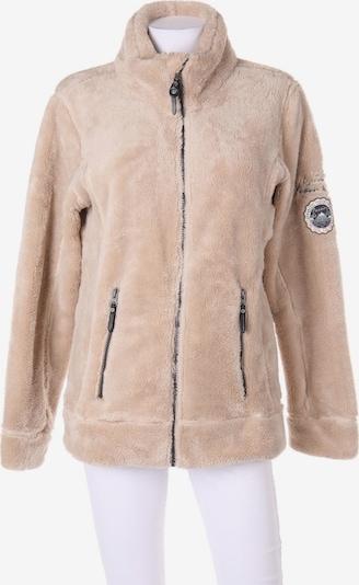 KILLTEC Sweatshirt & Zip-Up Hoodie in 4XL in Beige, Item view