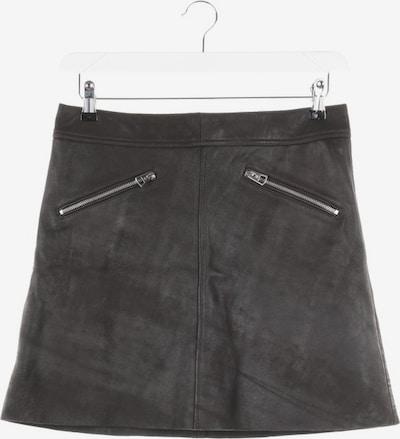 Marc O'Polo Lederrock in S in schwarz, Produktansicht