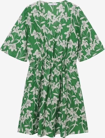MANGO Summer Dress 'Rainbow' in Green / White, Item view