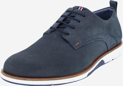 Dune LONDON Δετό παπούτσι 'BALAD' σε σκούρο μπλε, Άποψη προϊόντος