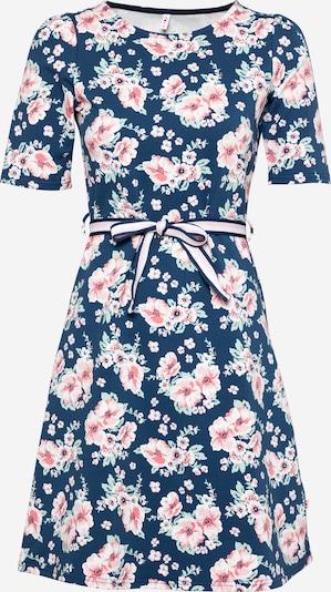 Blutsgeschwister Ljetna haljina 'So Frei' u pastelno plava / tamno plava / roza / bijela, Pregled proizvoda