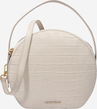 Coccinelle Plecu soma dabīgi balts, Preces skats