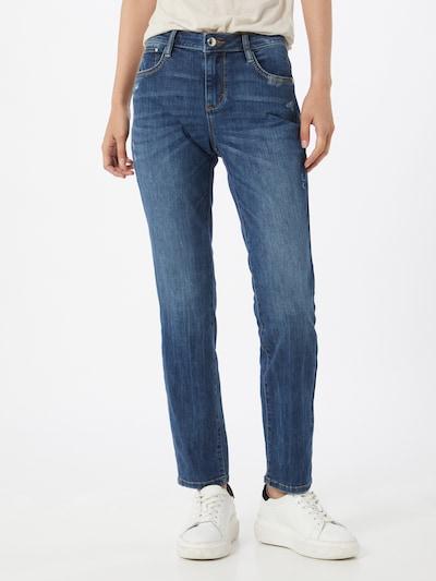 Jeans 'Alexa' TOM TAILOR pe denim albastru, Vizualizare model