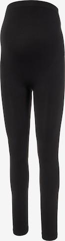 MAMALICIOUS Leggings 'Tia Jeanne' in Black