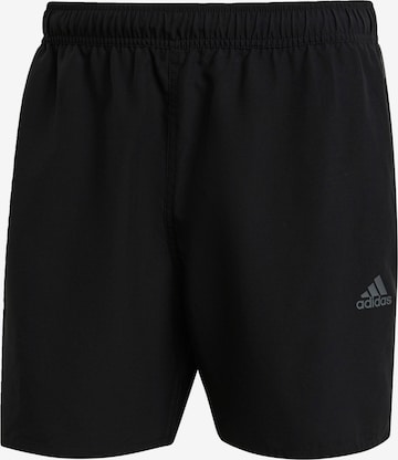 ADIDAS PERFORMANCE Swimming Trunks in Black