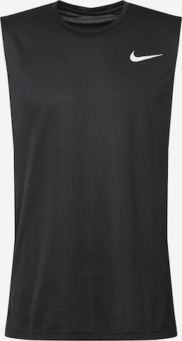 T-Shirt fonctionnel NIKE en noir