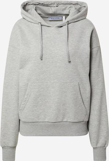 NU-IN Sweatshirt i grå, Produktvisning