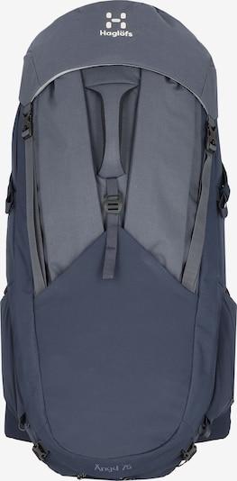 Haglöfs Sac à dos de sport 'Ängd 75 M-L ' en bleu, Vue avec produit
