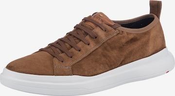 LLOYD Sneaker 'Aaro' in Braun
