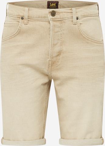 Lee Shorts in Beige