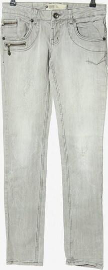 FREEMAN T. PORTER Straight-Leg Jeans in 27-28 in hellgrau, Produktansicht