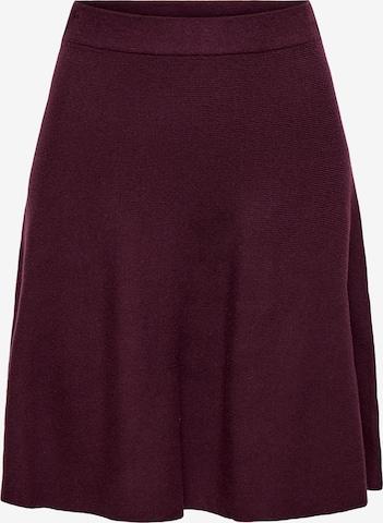 ONLY Skirt 'Lynsie' in Red