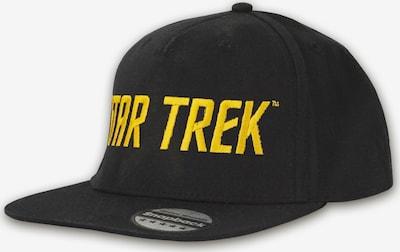 Hybris Kappe 'Star Trek' in gelb / schwarz, Produktansicht