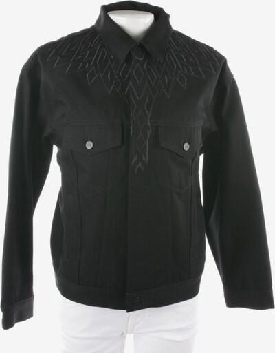 Marcelo Burlon Jeansjacke in M in schwarz, Produktansicht