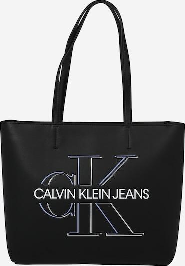 Calvin Klein Jeans Shopper i sort / hvid, Produktvisning