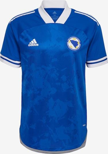 ADIDAS PERFORMANCE Trikot 'Bosnien und Herzegowina 20/21' in blau / weiß, Produktansicht
