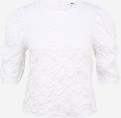 OBJECT (Petite) Blouse 'GERDA' in de kleur Wit, Productweergave