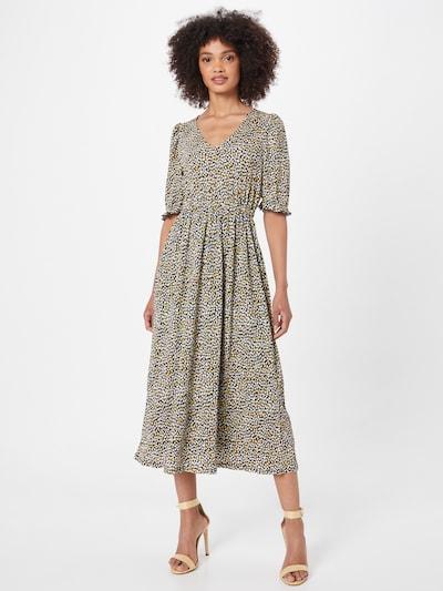 Suknelė 'PELLA' iš ONLY, spalva – lašišų spalva / juoda / balta, Modelio vaizdas