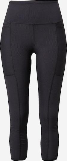 Cotton On Leggings in dunkelgrau / schwarz, Produktansicht