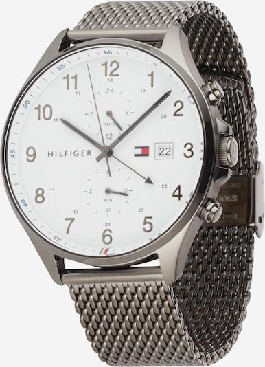 TOMMY HILFIGER Analoog horloge in de kleur Donkergrijs / Wit, Productweergave