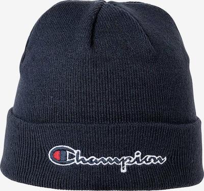 HUGO Mütze in nachtblau, Produktansicht
