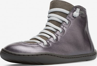 CAMPER Stiefel in grau / lilameliert / silber, Produktansicht