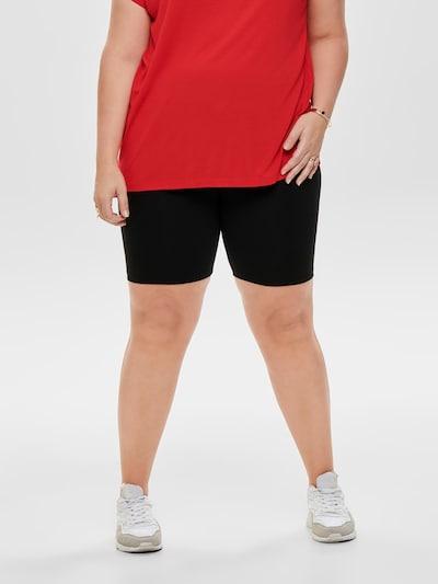 ONLY Carmakoma Kalhoty - černá, Model/ka