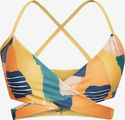 Boochen Bikinitop 'Arpoador' in gelb / mischfarben, Produktansicht