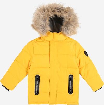 STACCATO Zimska jakna | rumena / črna barva, Prikaz izdelka