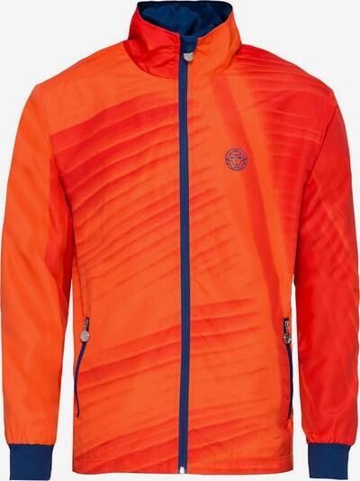 BIDI BADU Trainingsanzug 'Billal Tech' in orange, Produktansicht