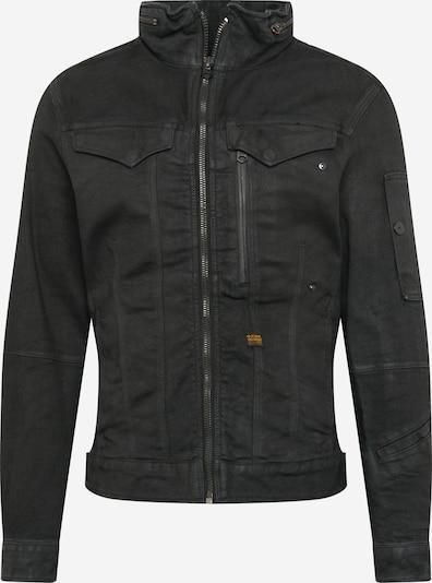 G-Star RAW Přechodná bunda - černá džínovina, Produkt