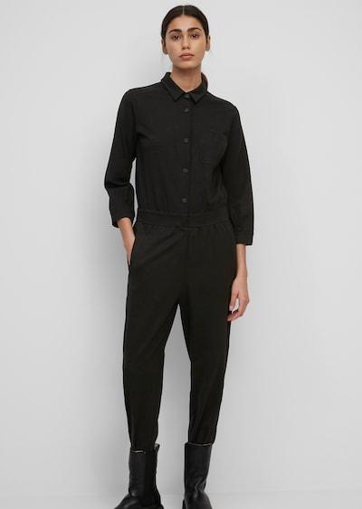 Marc O'Polo Jumpsuit in de kleur Zwart, Modelweergave