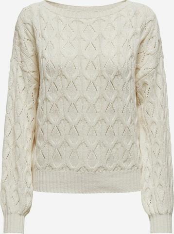 ONLY Pullover 'Brynn' in Weiß