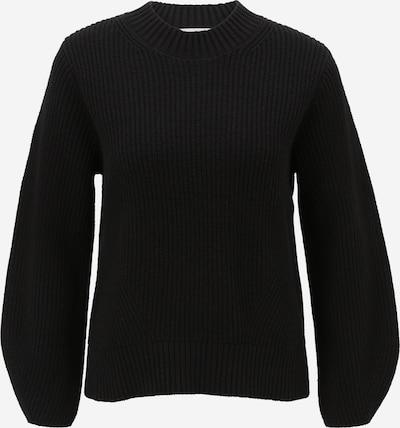 Selected Femme Petite Sweater in Black, Item view