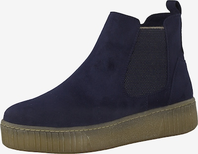 Kulkšnis dengiantys batai iš MARCO TOZZI , spalva - tamsiai mėlyna, Prekių apžvalga
