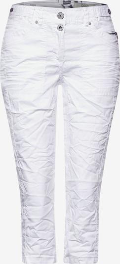 Pantaloni 'New York' CECIL di colore bianco, Visualizzazione prodotti