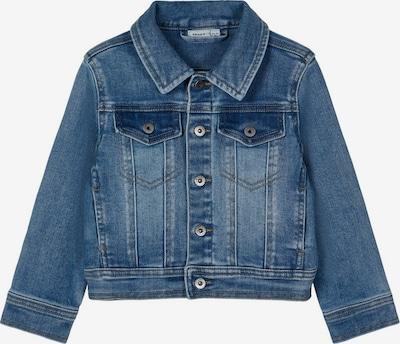 NAME IT Jeansjacke in blau, Produktansicht