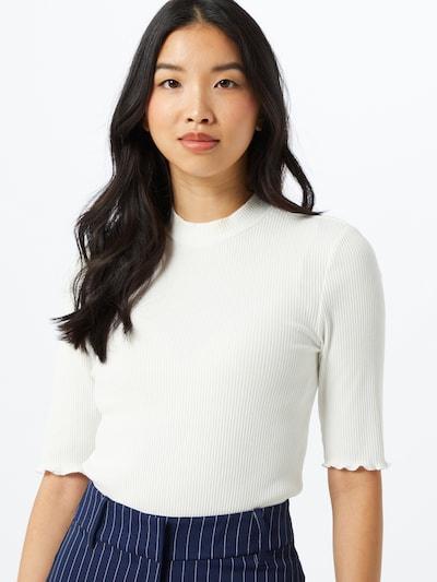 Marškinėliai 'FANNA' iš SELECTED FEMME , spalva - balta: Vaizdas iš priekio