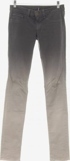 J Brand Skinny Jeans in 25-26 in grau / grün: Frontalansicht