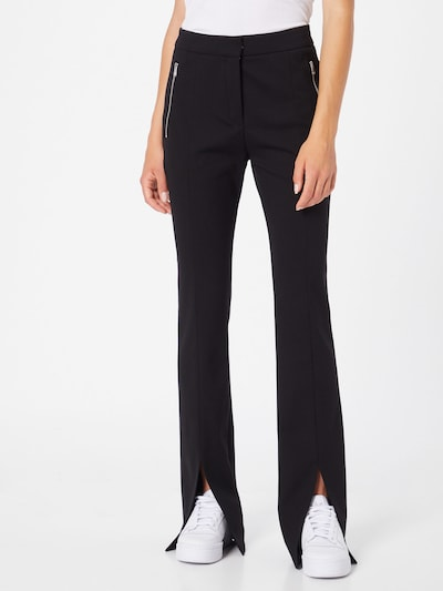 Pantaloni 'Helula' HUGO pe negru, Vizualizare model