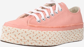 CONVERSE Sneaker low 'Chuck Taylor All Star' i rosa