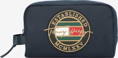 TOMMY HILFIGER Neceser en beige claro / azul oscuro / verde claro / rojo / blanco, Vista del producto