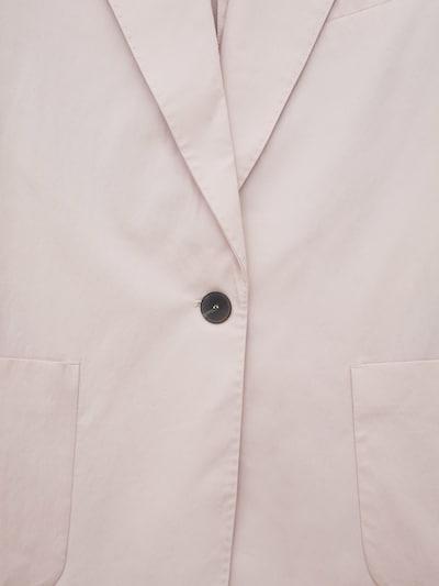 MANGO Blazers in de kleur Pastelroze, Productweergave