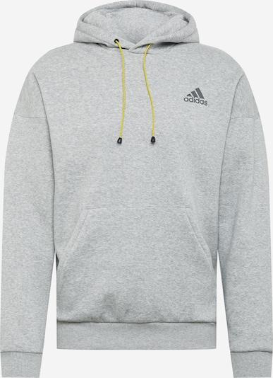 ADIDAS PERFORMANCE Sport sweatshirt i gråmelerad, Produktvy