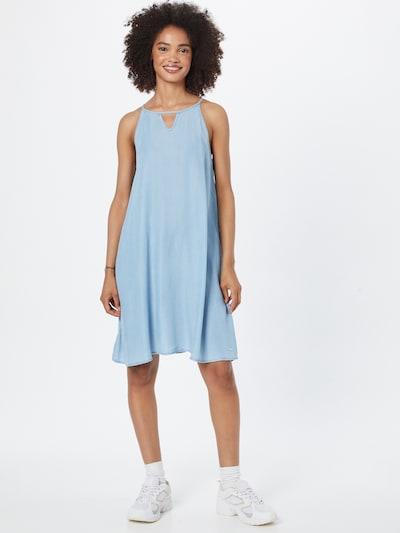 TOM TAILOR DENIM Kleid in hellblau, Modelansicht