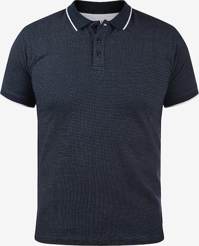 !Solid Poloshirt 'Sava' in blau / dunkelblau, Produktansicht