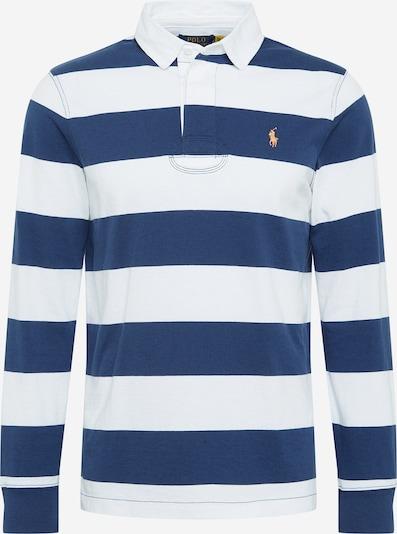 POLO RALPH LAUREN Shirt in de kleur Blauw / Wit, Productweergave