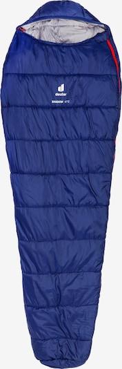 DEUTER Schlafsack 'Shadow -6°' in royalblau / weiß, Produktansicht