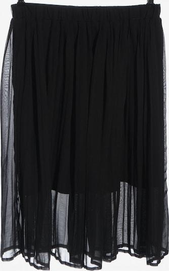 JustFab Faltenrock in L in schwarz, Produktansicht